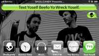 TEXT YOSELF BEEFO YO WRECK YOSELF -- With Paul Shier and Marty Murawski