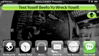 TEXT YOSELF BEEFO YO WRECK YOSELF -- With Ishod Wair