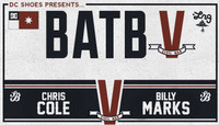 BATB 5 - TEAM BERRA -- Chris Cole vs Billy Marks