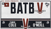 BATB 5 - TEAM BERRA -- Chris Cole vs Shane O'Neill