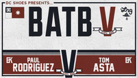 BATB 5 - TEAM KOSTON -- Paul Rodriguez vs Tom Asta