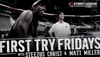 First Try Fridays -- Steezus Christ & Matt Miller at Street League Kansas City