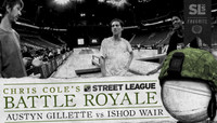 BATTLE ROYALE -- AUSTYN GILLETTE vs ISHOD WAIR