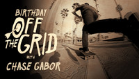 Off The Grid -- With Chase Gabor