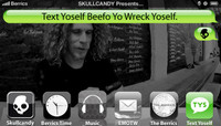 TEXT YOSELF BEEFO YO WRECK YOSELF -- With Tommy Sandoval