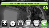 TEXT YOSELF BEEFO YO WRECK YOSELF -- With Daniel Lutheran