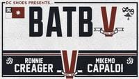 BATB 5 - TEAM BERRA -- Ronnie Creager vs MikeMo Capaldi