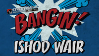 BANGIN -- Ishod Wair At Street League Kansas City
