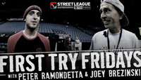 First Try Thursdays -- With Peter Ramondetta at Street League