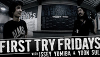 First Try Fridays -- With Issey Yumiba & Yoon Sul
