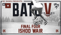 THE FINAL FOUR -- Ishod Wair