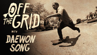Off The Grid -- With Daewon Song