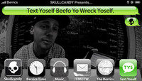 TEXT YOSELF BEEFO YO WRECK YOSELF -- With Cooper Wilt