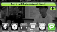 TEXT YOSELF BEEFO YO WRECK YOSELF -- With Terry Kennedy & Andrew Reynolds