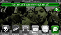 TEXT YOSELF BEEFO YO WRECK YOSELF -- With Theotis Beasley & Paul Rodriguez at SXSW