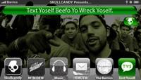 TEXT YOSELF BEEFO YO WRECK YOSELF -- With Theotis Beasley & Paul Rodriguez at SXSW