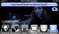 TEXT YOSELF BEEFO YO WRECK YOSELF -- With Tom Asta at Street League California