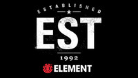 EST. 92 - ELEMENT SKATEBOARDS -- Part 2