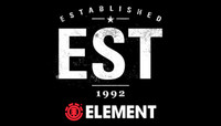 EST. 92 - ELEMENT SKATEBOARDS -- Part 1