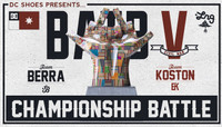 BATB 5 CHAMPIONSHIP BATTLE -- MikeMo Capaldi vs PJ Ladd