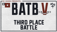 BATB 5 THIRD PLACE BATTLE -- Shane O'Neill vs Ishod Wair