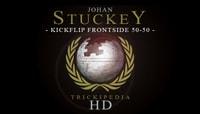 TRICKIPEDIA -- Kickflip Fs 50-50