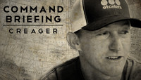 COMMAND BRIEFING: CREAGER