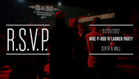 R.S.V.P. -- Nike P-Rod VI Launch Party