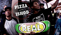 PIZZA PARTY  -- With Ishod Wair