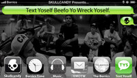 TEXT YOSELF BEEFO YO WRECK YOSELF -- With P-Rod & The Primitive Crew
