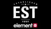 EST. 92 - ELEMENT SKATEBOARDS -- Part 3
