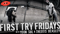 FIRST TRY FRIDAYS AT SIXTH & MILL -- With Yoon Sul & Theotis Beasley