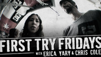FIRST TRY FRIDAYS AT CPH PRO -- With Erica Yary &  Chris Cole