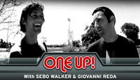 ONE UP -- Sebo Walker & Giovanni Reda at Explore The Berrics - Westchester