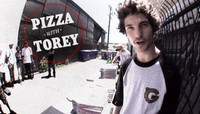 PIZZA PARTY -- With Torey Pudwill