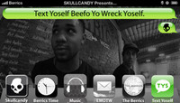 TEXT YOSELF BEEFO YO WRECK YOSELF -- With Windsor James