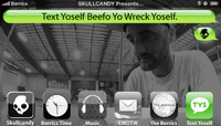 TEXT YOSELF BEEFO YO WRECK YOSELF -- With Danny Montoya