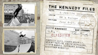 The Kennedy Files -- (The Lost) Skate More Premiere Tour