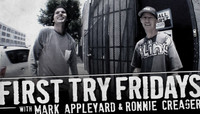 First Try Fridays -- With Mark Appleyard & Ronnie Creager