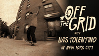 Off The Grid -- With Luis Tolentino