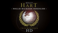 TRICKIPEDIA -- Nollie Backside Noseslide Hd