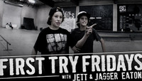 First Try Fridays -- With Jett & Jagger Eaton