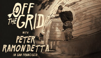 Off The Grid -- With Peter Ramondetta in San Francisco