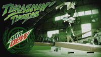 Thrashin' Thursdays -- With Mtn Dew in New Orleans