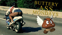 BUTTERYASS MONDAYS -- Butteryass Skateland Security