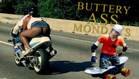 BUTTERYASS MONDAYS -- Butteryass Trick Pimpin