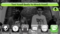TEXT YOSELF BEEFO YO WRECK YOSELF -- With Keelan Dadd, Wade Desarmo & Baby Scumbag