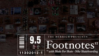 FOOTNOTES -- Made For Skate - Nike