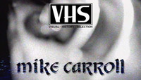 VHS - MIKE CARROLL -- Girl Skateboards - Goldfish - 1993