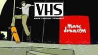 VHS - MARC JOHNSON -- Girl Skateboards - Yeah Right - 2003
